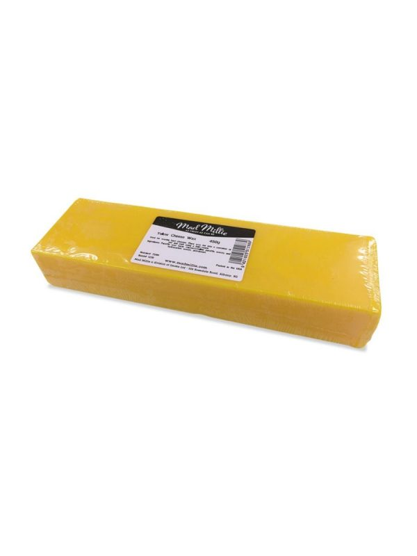 Mad Millie Yellow Cheese Wax 450g