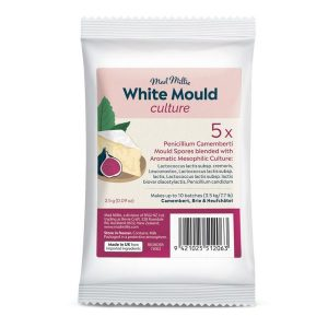 Mad Millie White Mould Cheese Culture Blend
