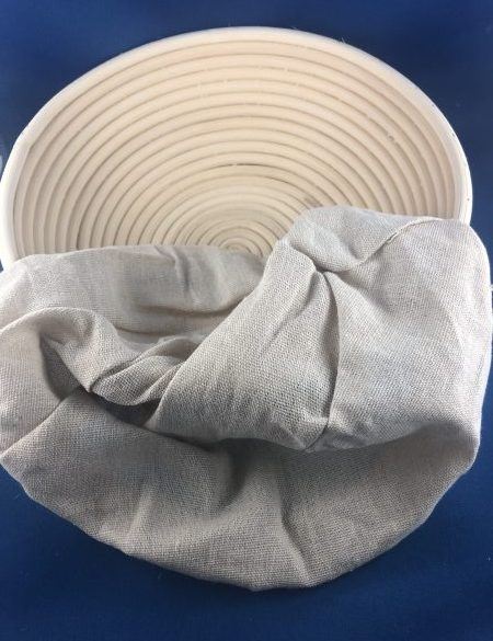 Liner Cover for Round Banneton - to suit Round (25 x 8.5 cm)